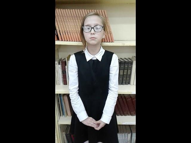 Изображение предпросмотра прочтения – ЕкатеринаНеклюдова читает произведение «Слышу я :звенит синица» И.С.Тургенева