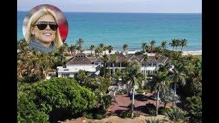 Tiger Woods' Ex Wife Elin Nordegren Is Selling Her Mansion for $49.5 Million