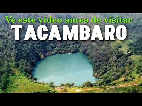 Tacambaro Michoacan