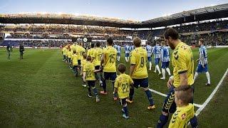 360 grader: Oplev indløbet med spillerne på Brøndby Stadion | brondby.com