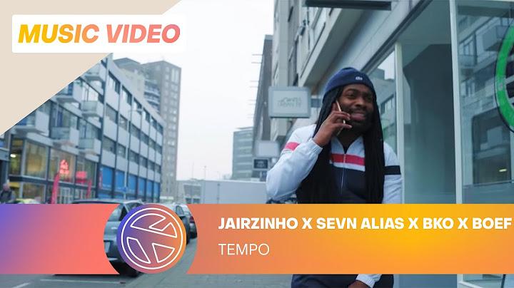 jairzinho  tempo ft sevn alias bko  boef prod project money