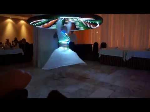 Египетский танец с юбками - Танура , Красноярск