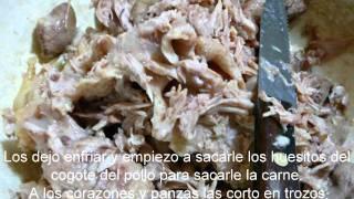 LA COCINA DE ILE - Pate de pollo
