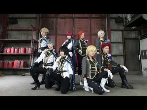 【あんスタ・王の騎行Knights&Knightkillars】威風堂々踊ってみた【こすにこ☆】