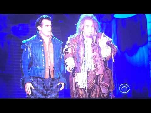 Something Rotten on Tony Awards Performing