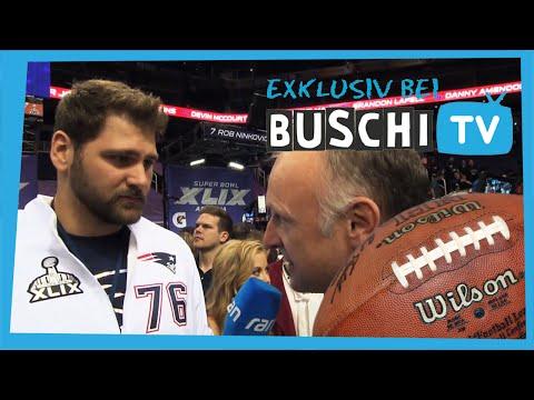 Interview mit Sebastian Vollmer | Buschi Goes Super Bowl 2015