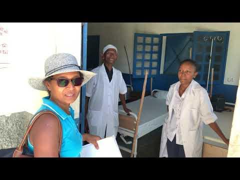 Tanora e.V. besucht die Krankenstation in Ambalabe (Madagaskar) am 11.12.2019 (Video 3 von 4)