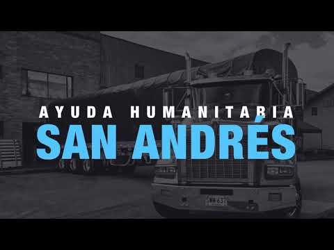 Movilización ayudas humanitarias San Andrés y Providencia | Fedetranscarga & JLT Transportes