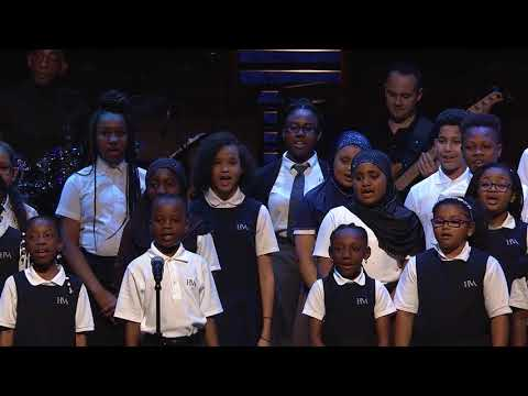 "Harlem Village Academies: Hugh Jackman Performs ""A Million Dreams"" to Support the Children of HVA"