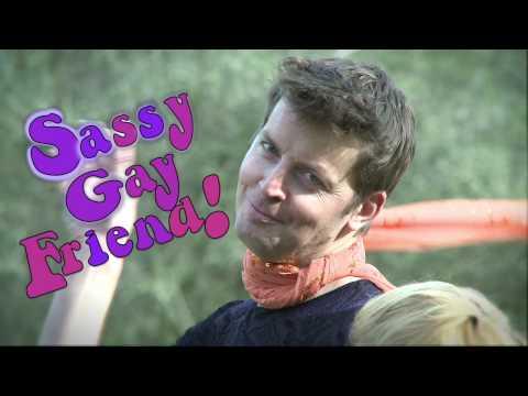 SASSY GAY FRIEND - Hamlet
