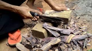 Gagang golok Ravei © Kadago