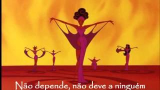 Hercules - Zero to Hero (EU Portuguese) *Lyrics* HD