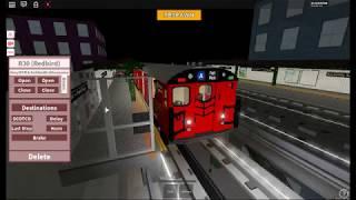 guida r160 roblox simulatore treno metropolitana