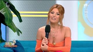 Elena Gheorghe a venit la Neatza cu un nou single &quotUn gram de suflet&quot