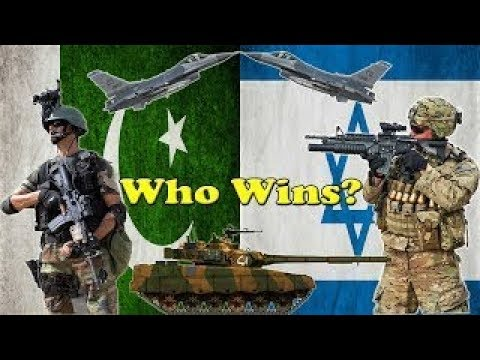 Pakistan vs Israel   Military Power Comparison 2018