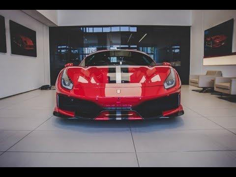 2018 Ferrari 488 Pista: Walkaround and In Depth Review