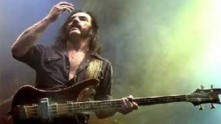 Motörhead - Killed By Death (live)