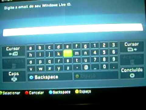 Como Conectar Ao Xbox Live E Joga Online YouTube