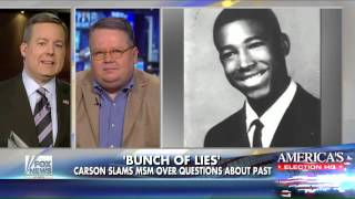 Carson campaign: Politico story was an outright lie