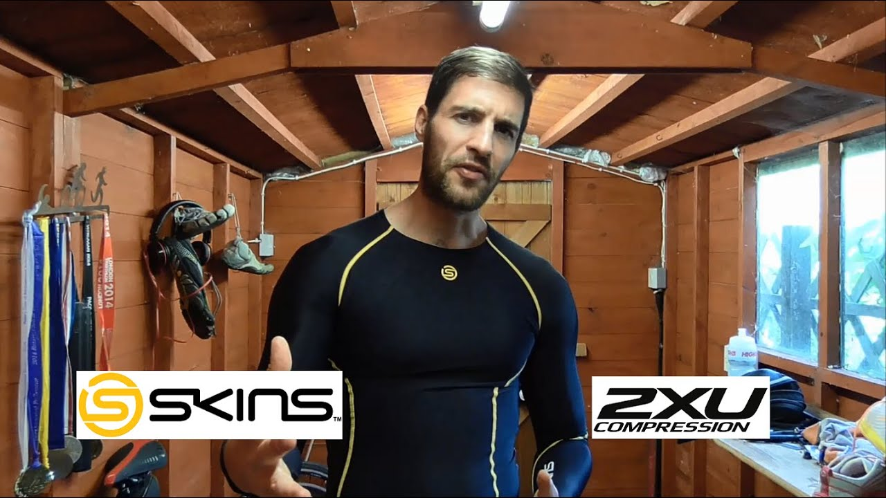 Review: SKINS K-PROPRIUM Compression Tights