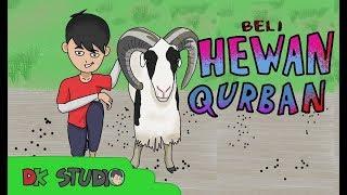 Beli Hewan Qurban | DK Studio | kartun lucu