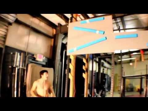 Last Minute Training - American Ninja Warrior - Drew Drechsel