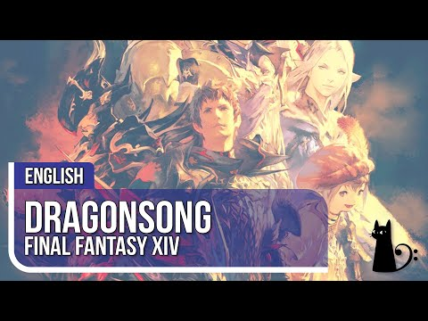 """Dragonsong"" (Final Fantasy XIV: Heavensward) Vocal Cover by Lizz Robinett"