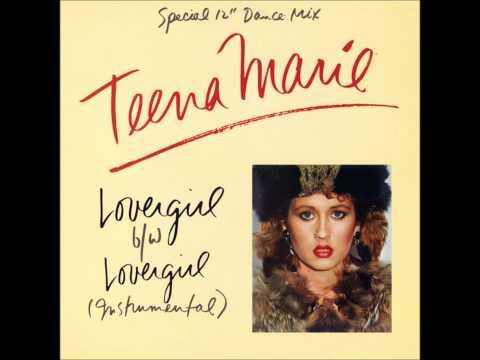Teena Marie - Lovergirl (extended remix)
