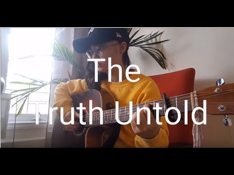 BTS (방탄소년단) ‒ The Truth Untold Fingerstyle Guitar Cover [FREE TABS?]