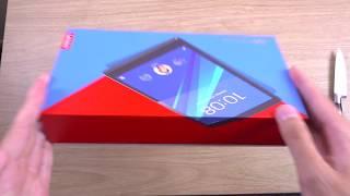 Lenovo Tab4 8 Plus - Unboxing!
