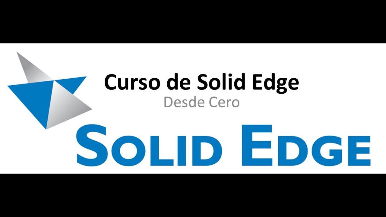 Curso de Solid Edge 075 - Superficies - Práctica de herramientas intermedias 2/2
