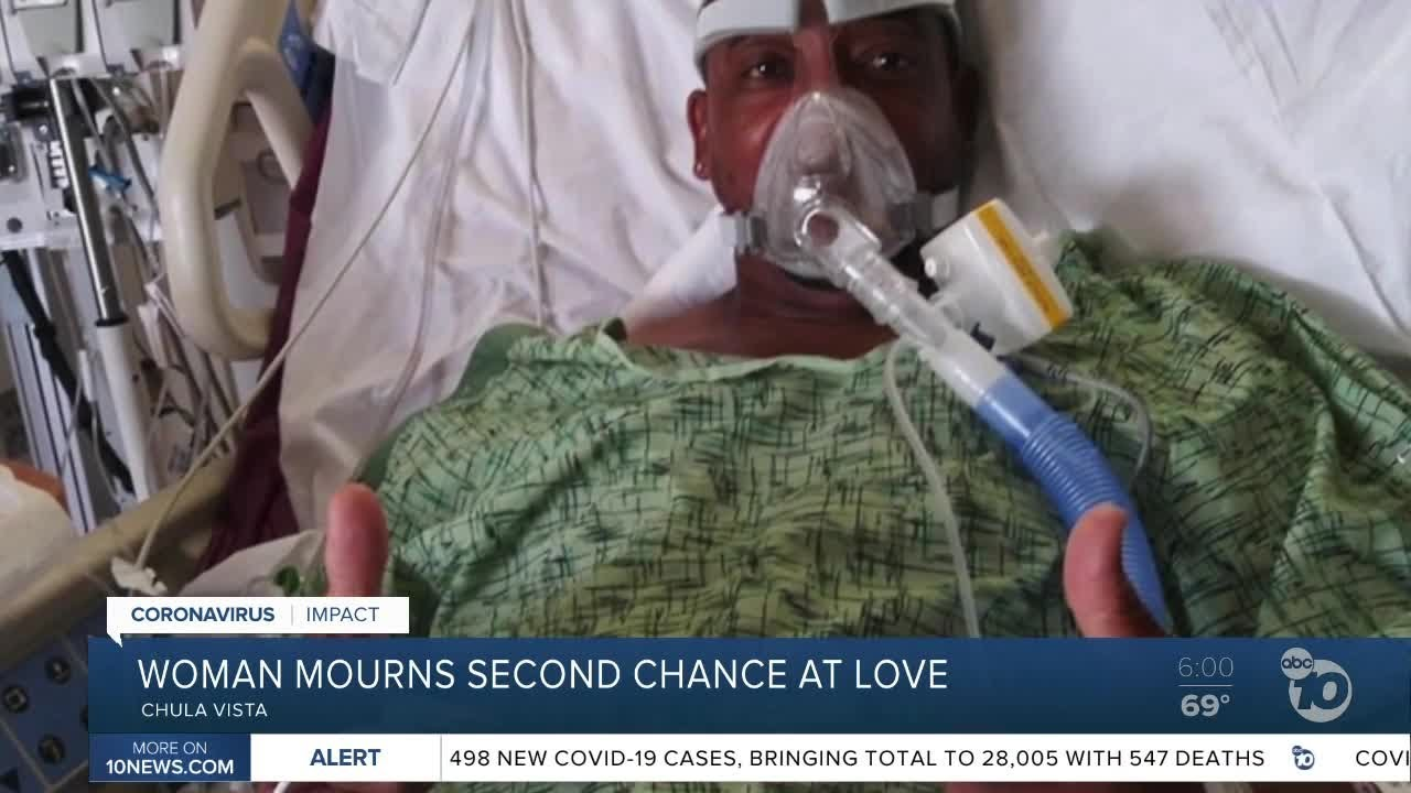 Of real love death chance USA TODAY