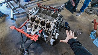 Did bad E85 REALLY destroy my engine?? Here's the answer..