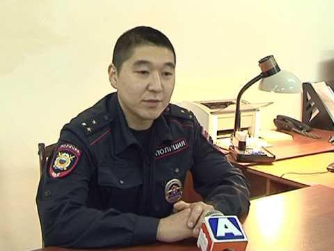 Старший участковый уполномоченный полиции Игорь Побызаков признан лучшим участковым