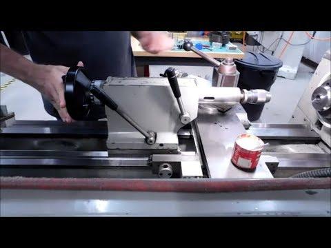 Techniques for Machining Straight Deep Holes -- SHOP GEM --