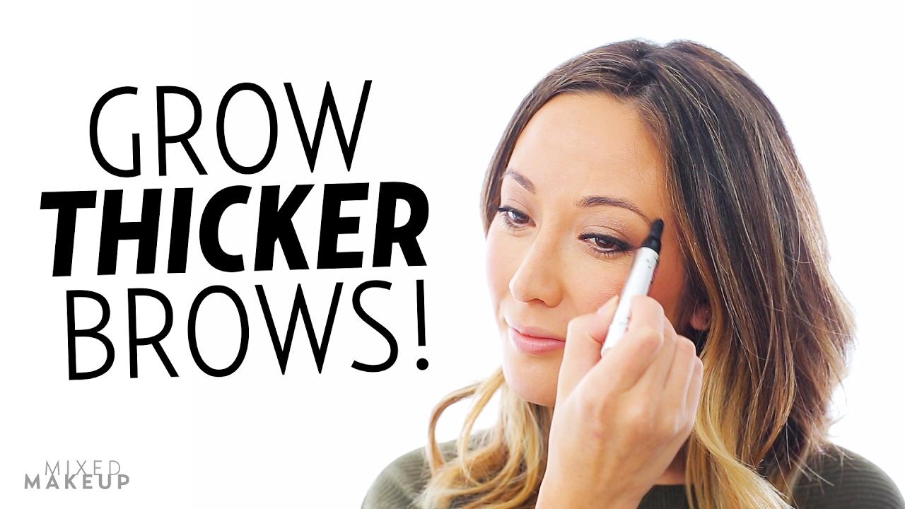03b20cbf6a6 3 Eyebrow Growth Serums to Try   Beauty with Susan Yara. Mixed Makeup
