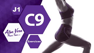 FIT Forever Living Products  - Exercices  - C9 Jour 1