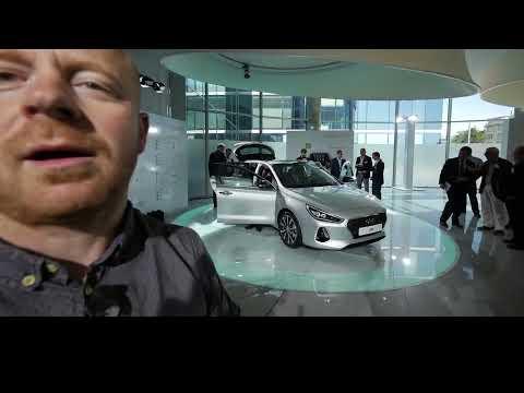 Hyundai i30 2017 prv dojmy na GAR .TV
