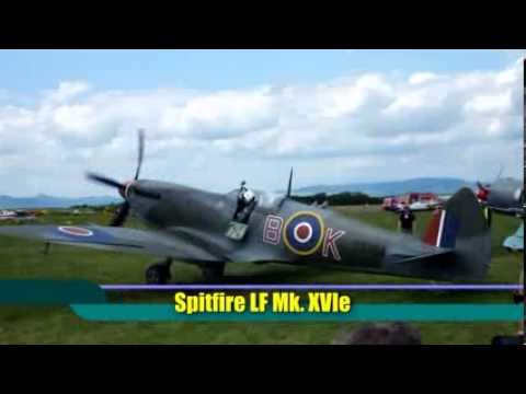 "Spitfire Mk.XVIe ""BK"" (s & landing after repair)"