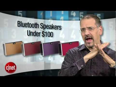 CNET Top 5: Bluetooth Speakers Under $100