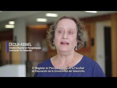 Magíster en Psicopedagogía - Educación UDD