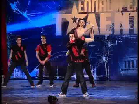 ellada exeis talento 2 DANCE LIFE TEAM THEATRE ACT