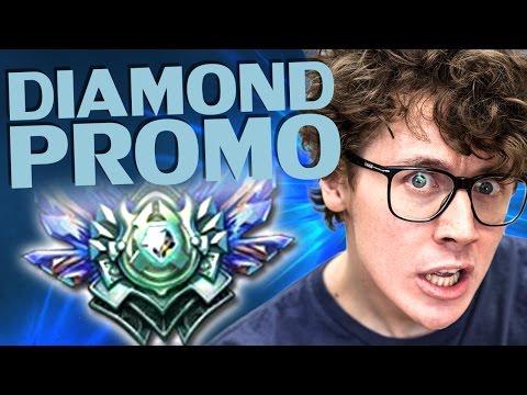 ♥ DIAMOND PROMOS - Ranked Struggles #23