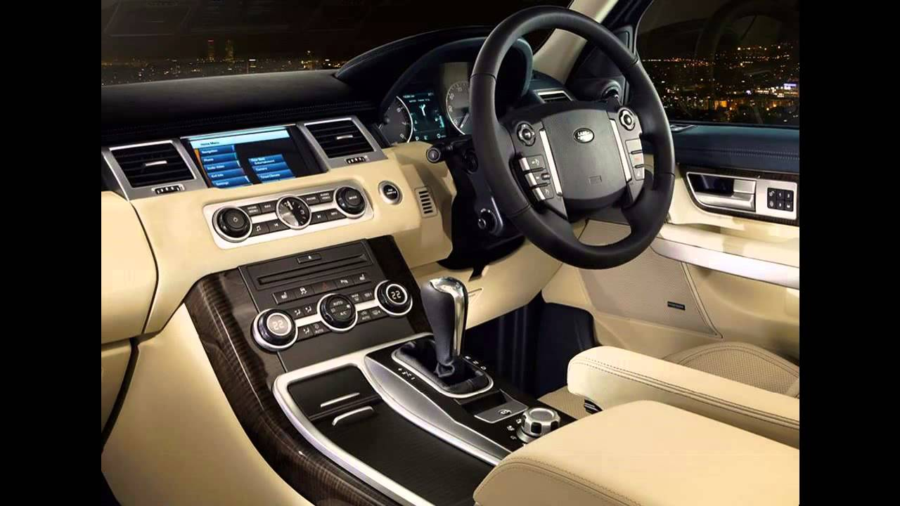 2016 land rover lr4 interior youtube