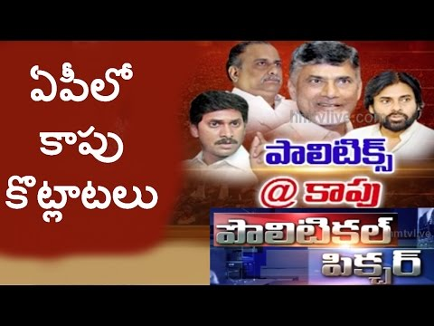Special Story on Politics Over Kapu Reservations in AP | Political Picture | HMTV