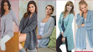 Top 65 crochet Knitting super luxury coats,, Jarsey and cardigan design