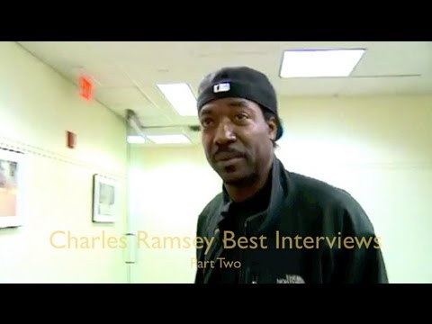 Charles Ramsey Best Interviews Part 2