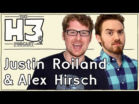 H3 Podcast 26  Justin Roiland & Alex Hirsch Charity Special