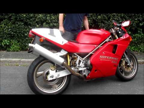 Living with a Ducati 888 Part2 - That Sound