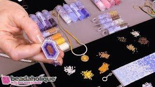Beadaholique Live Class: Seed Beads